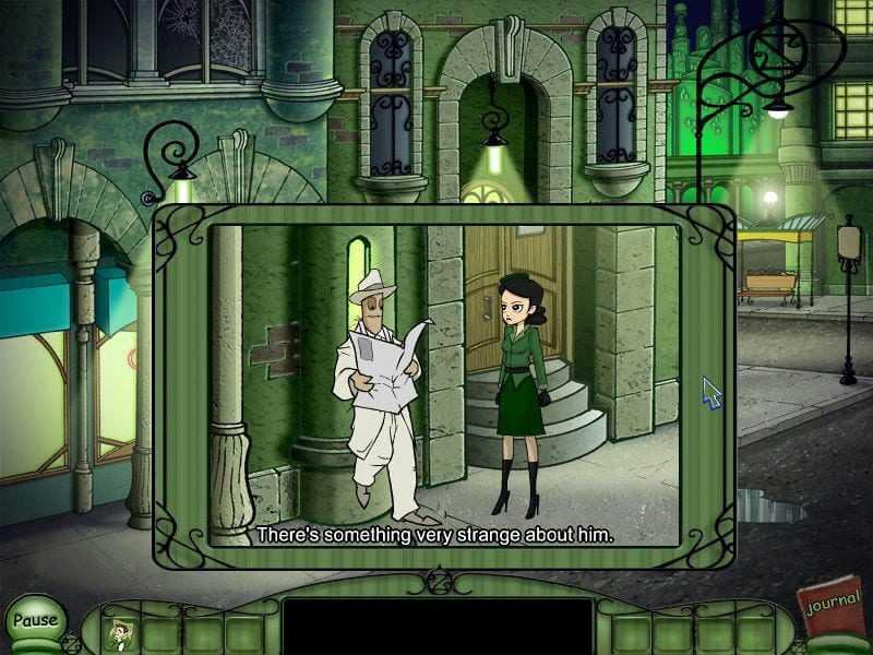 Emerald City Confidential