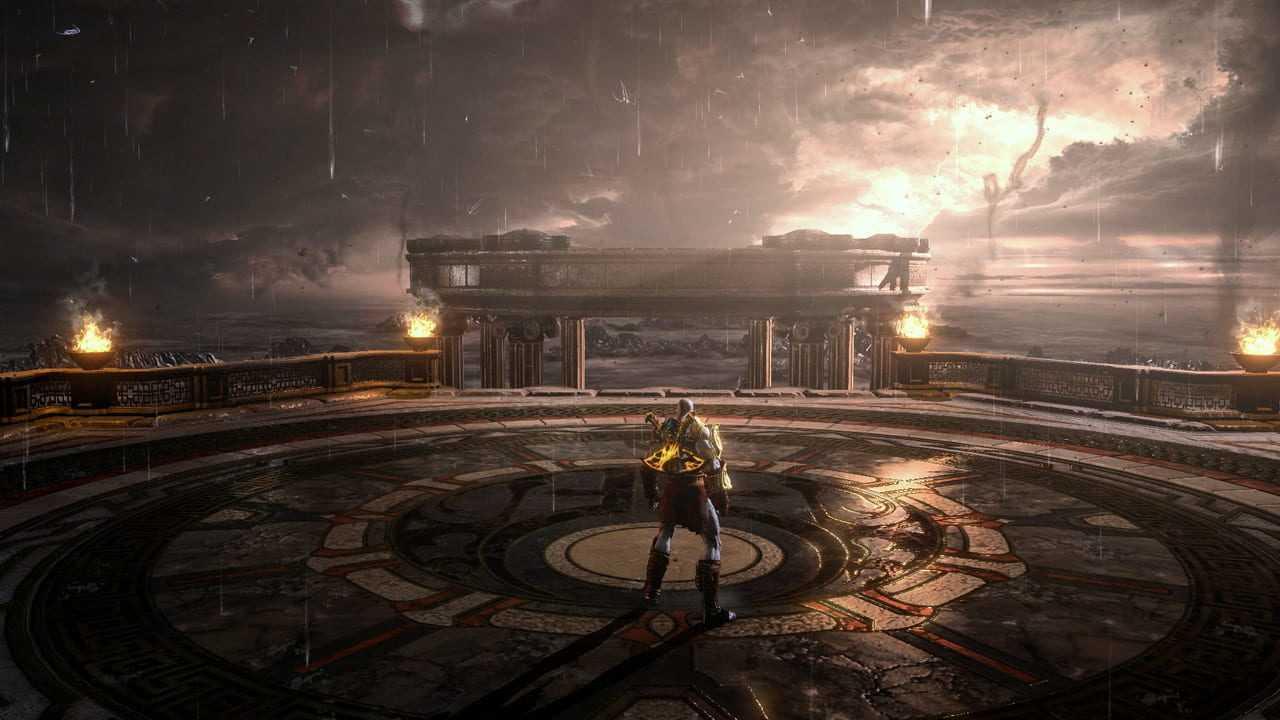 God of War III: Remastered