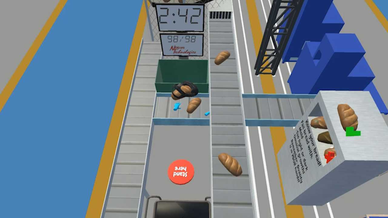 Breadwinner VR