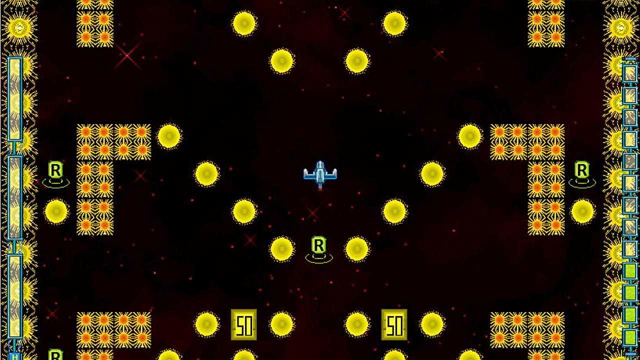 Intergalactic traveler: The Omega Sector