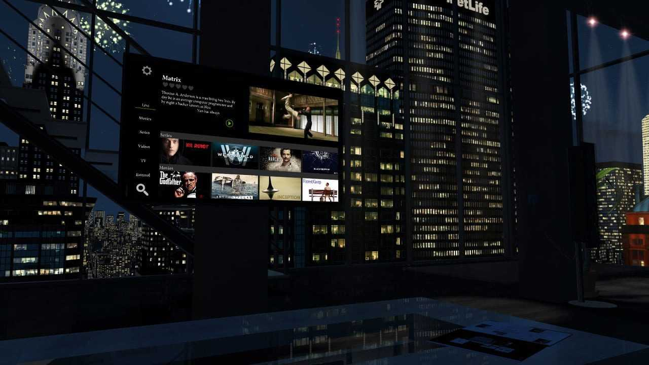 connect - Virtual Home
