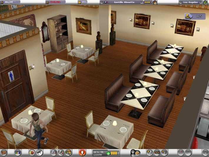 Restaurant Empire