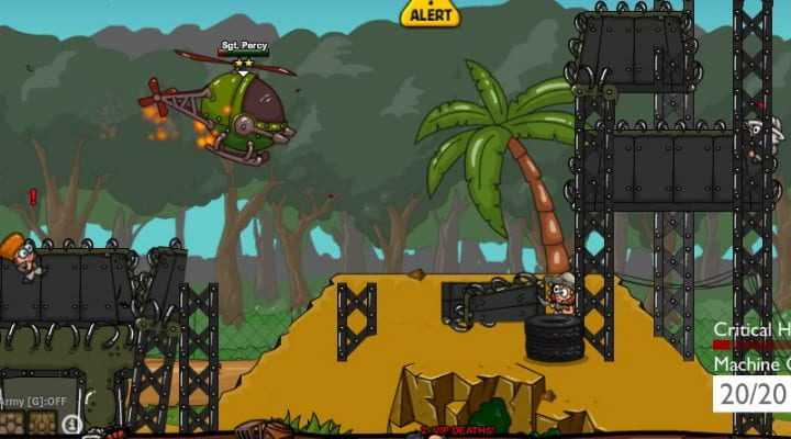 City Siege: Faction Island