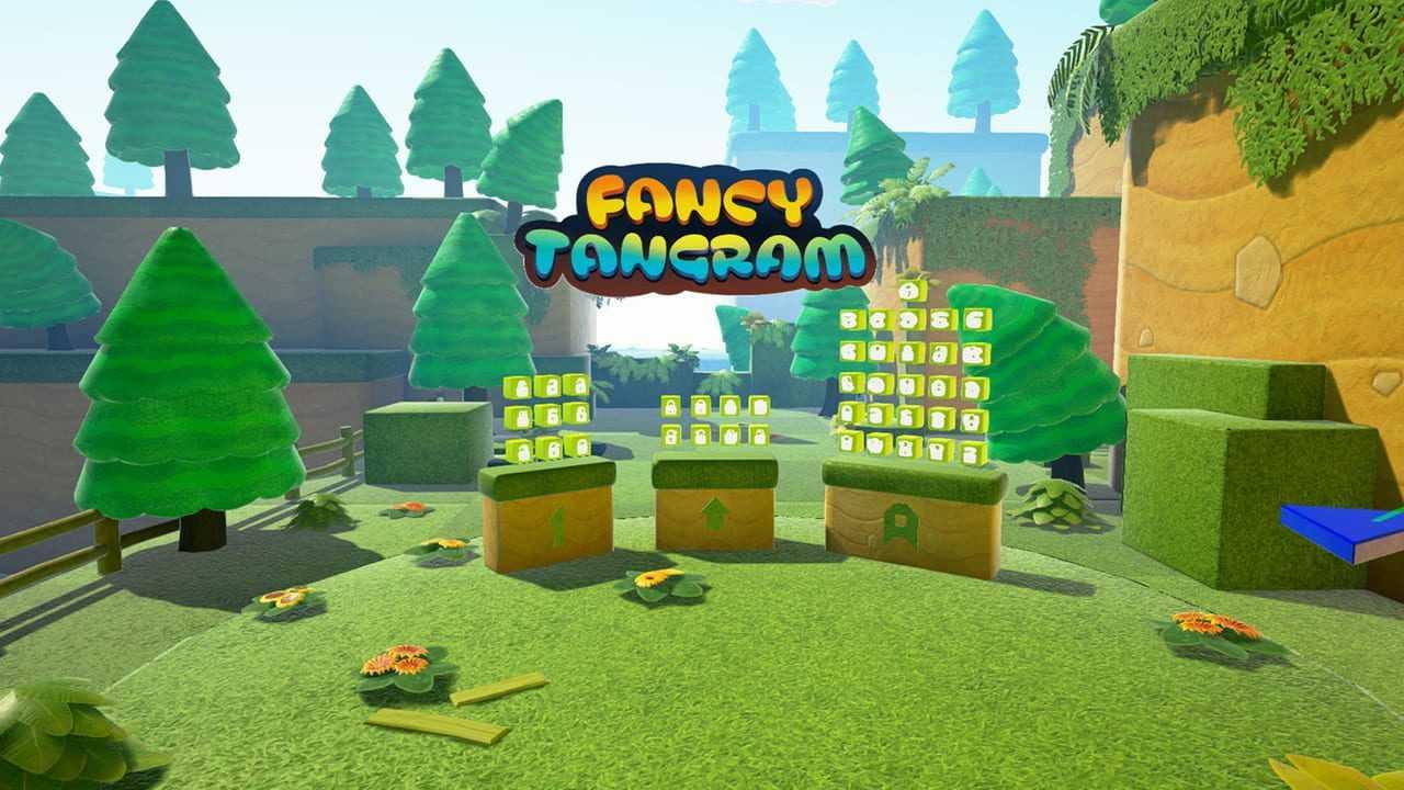 Fancy Trangram VR