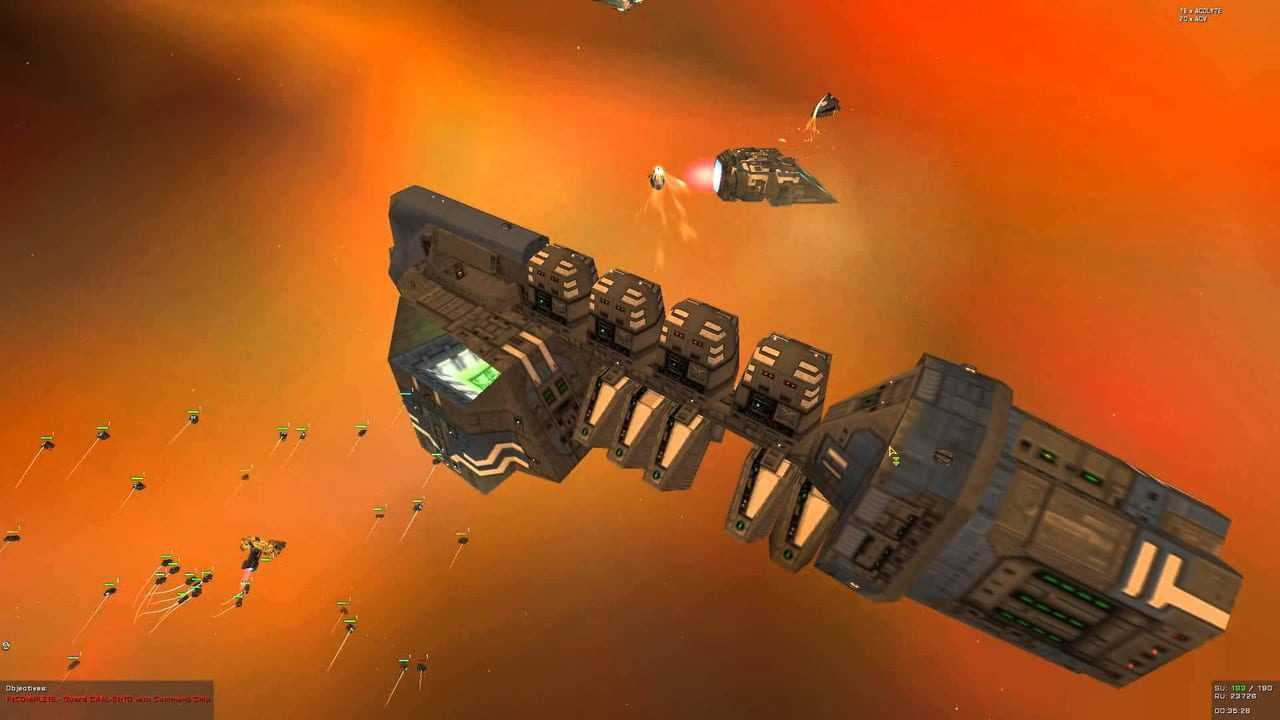 Homeworld: Emergence