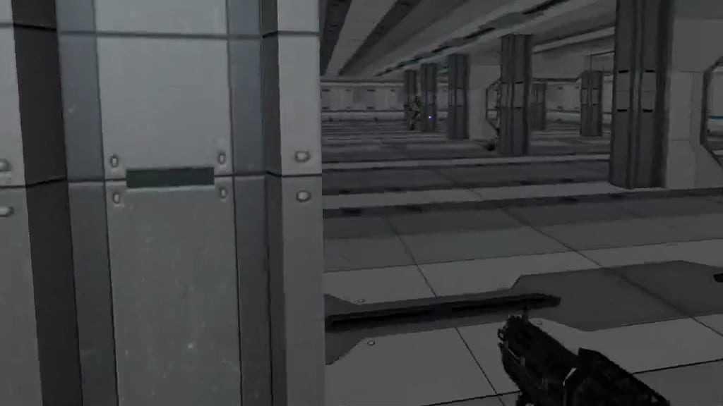 RAYGUN COMMANDO VR