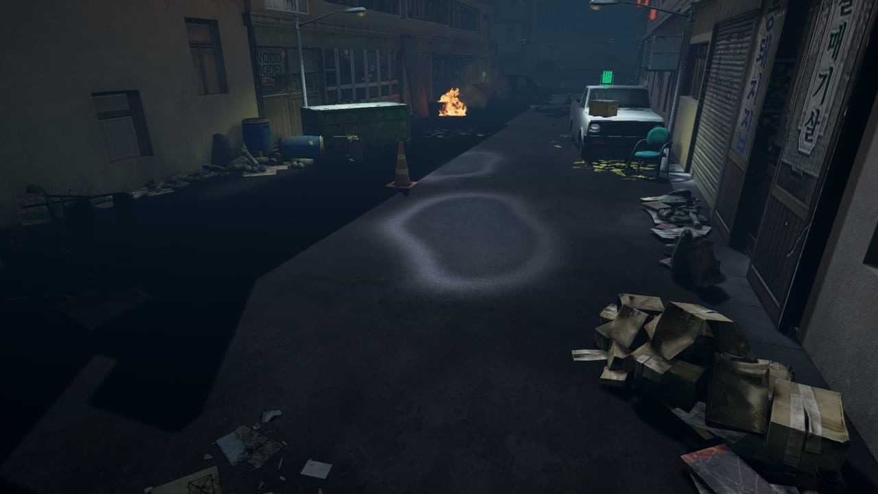 Lop Nor Zombie VR