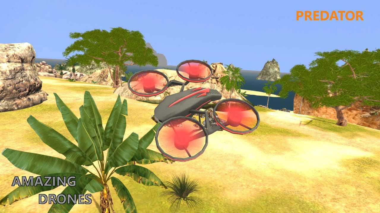 Amazing Drones