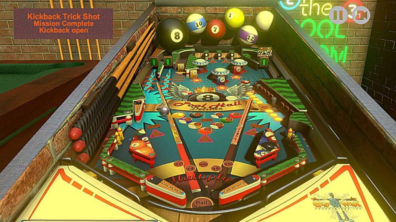 Retro Pinball
