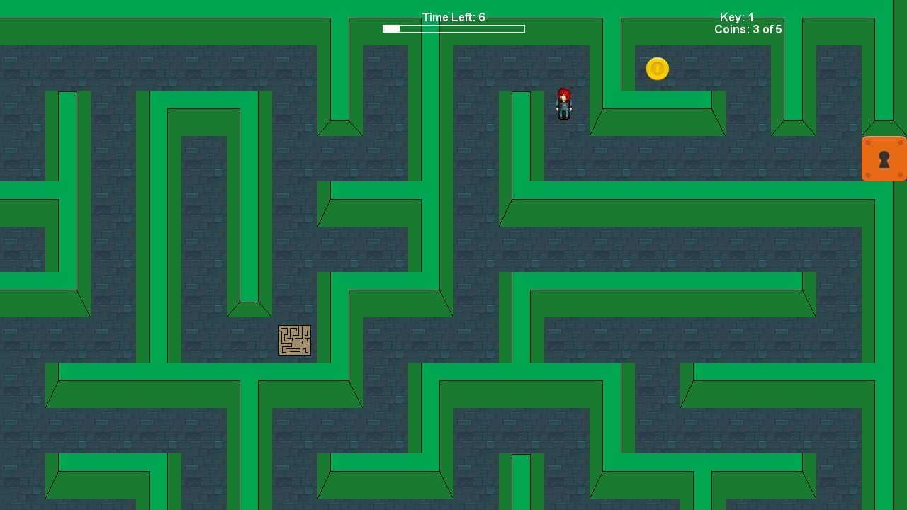 Maze Trials