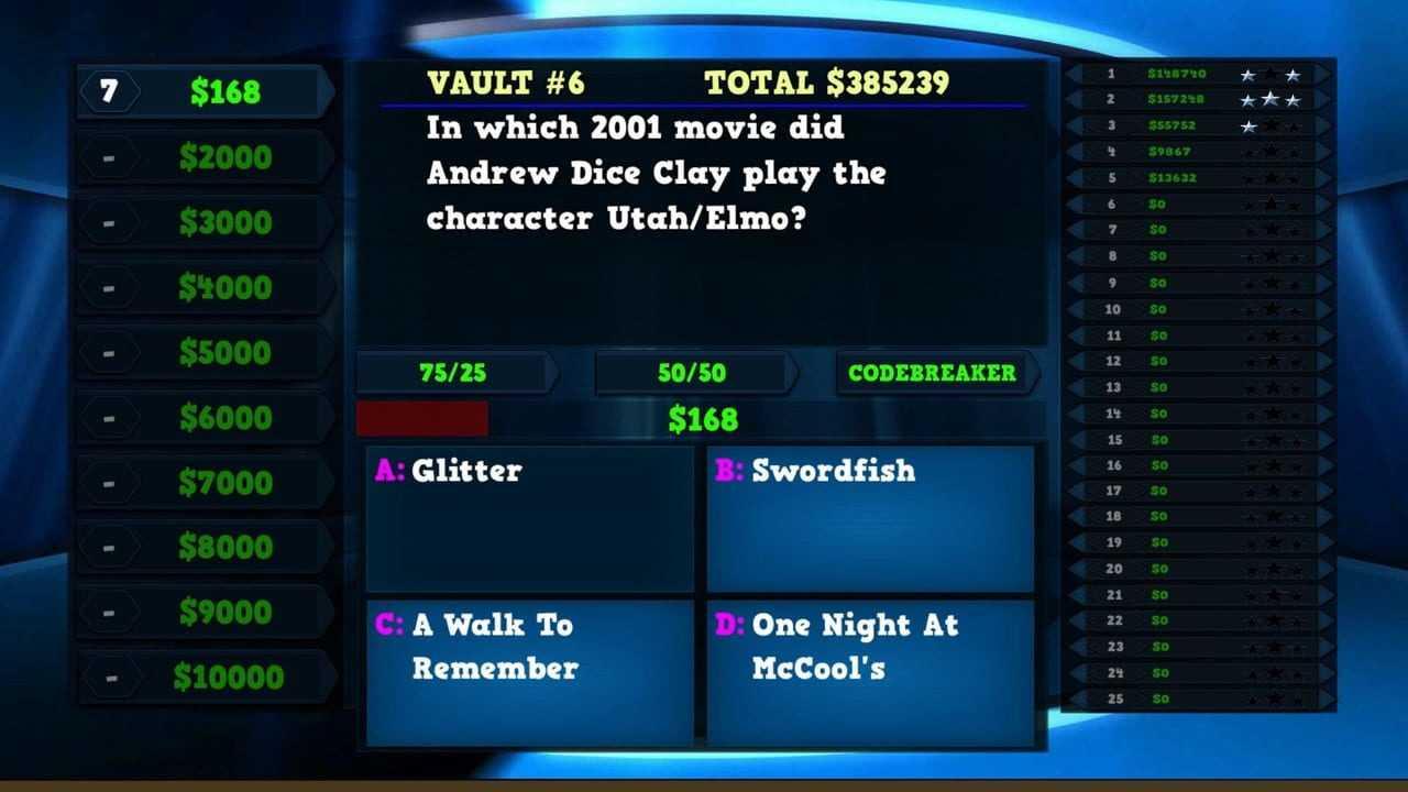 Trivia Vault: Movie Trivia