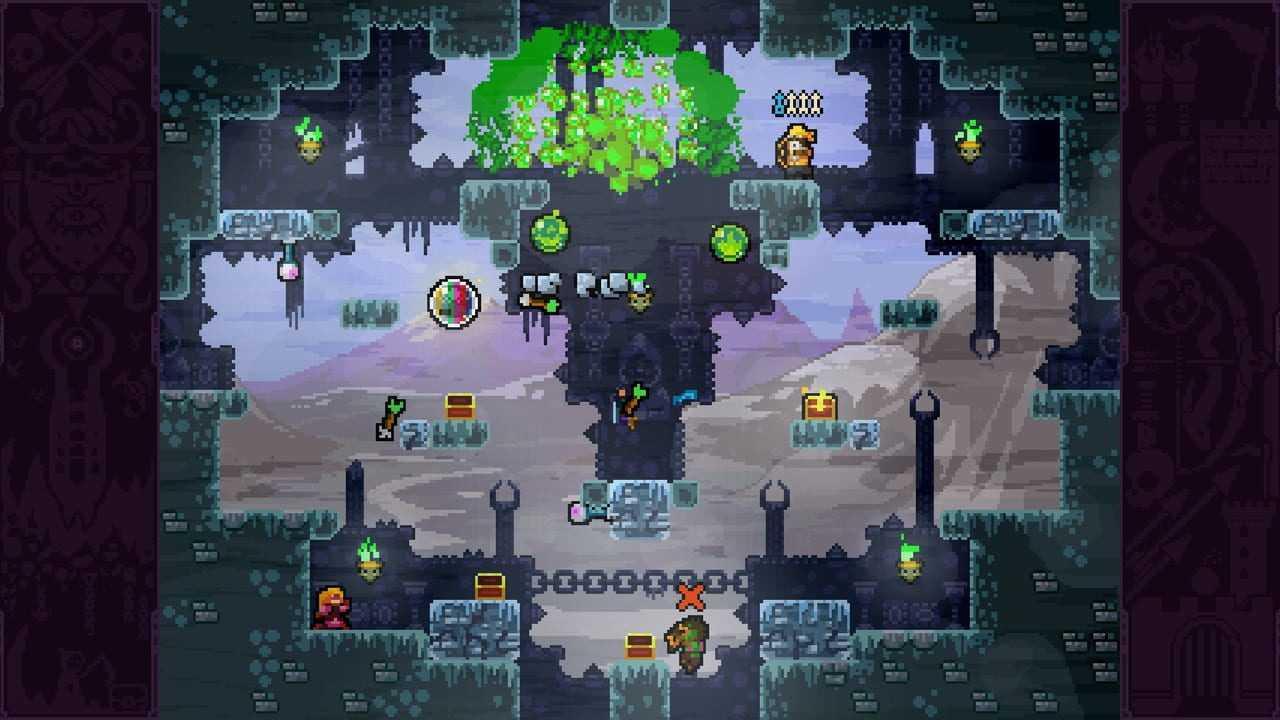 Towerfall Ascension: Dark Worlds