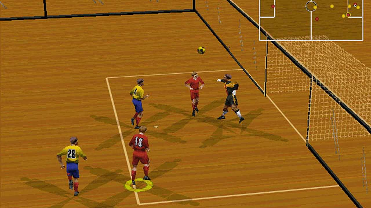 FIFA: Road to World Cup 98