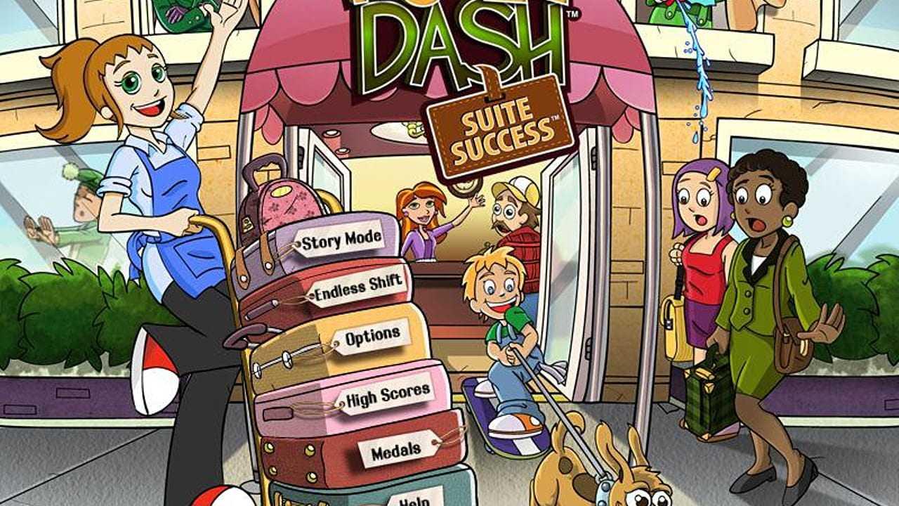 Hotel Dash Suite Success
