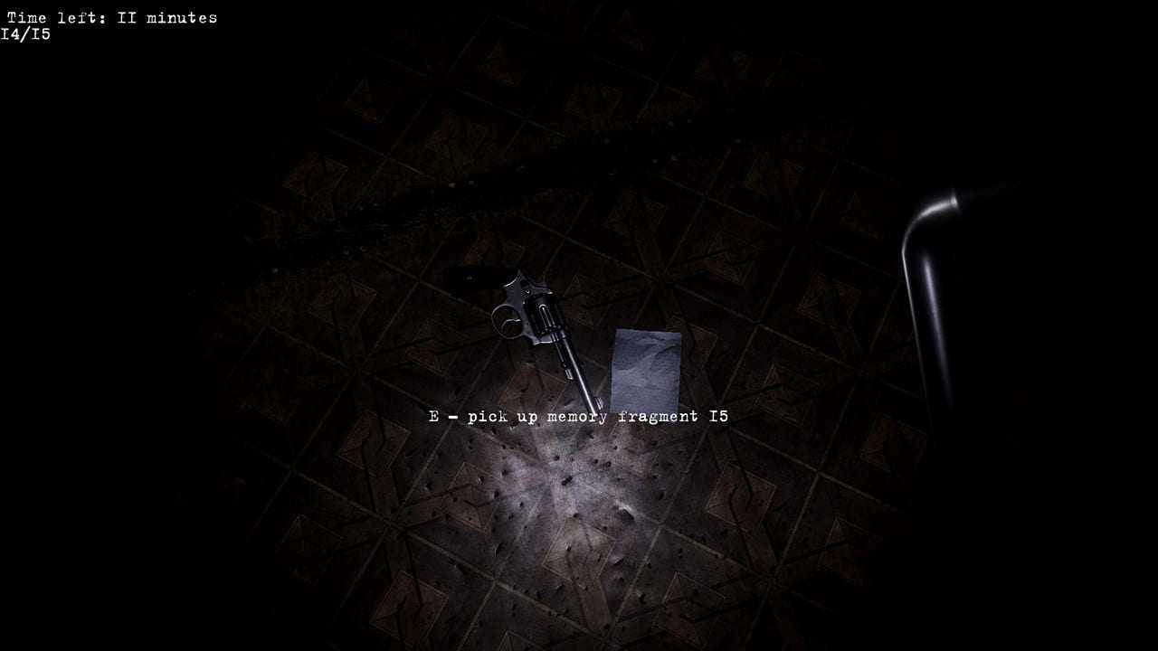 Corridor 15 Alpha