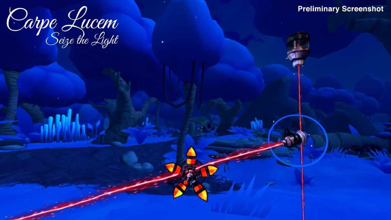 Carpe Lucem - Seize the light