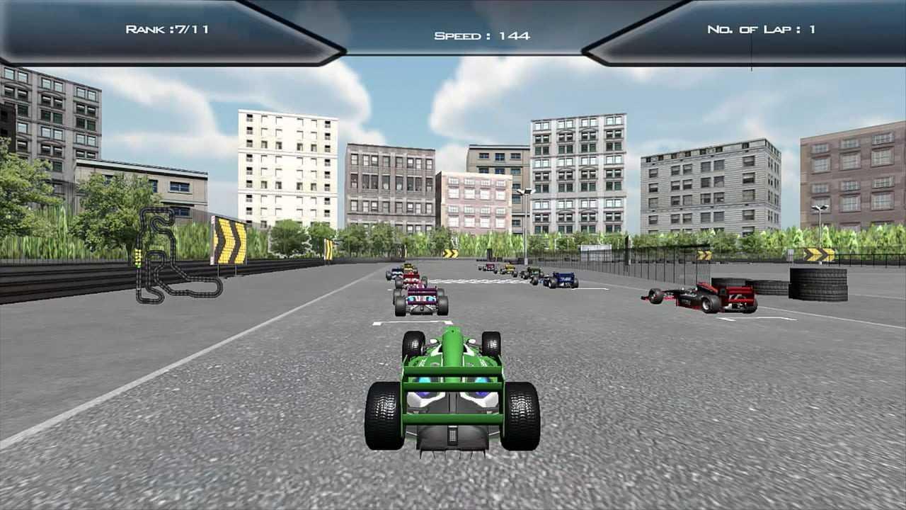 Extreme Formula Championship
