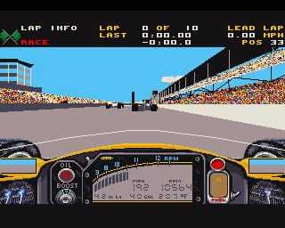 Indianapolis 500: The Simulation