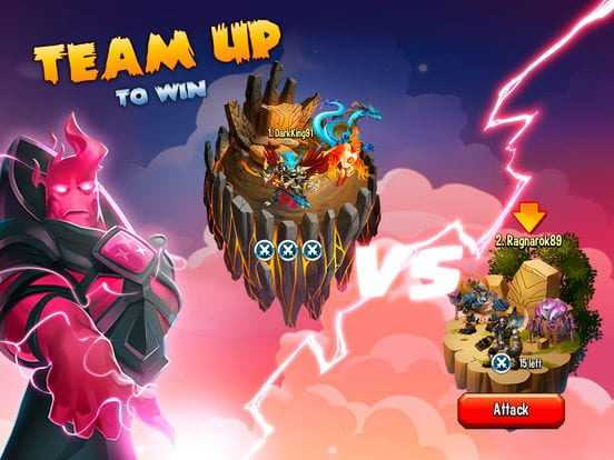 Monster Legends Reviews, News, Descriptions, Walkthrough and