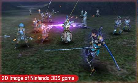 Samurai Warriors: Chronicles