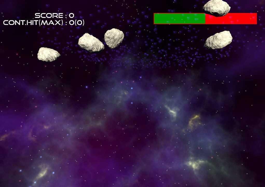 Meteor Crush VR