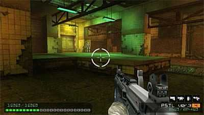 coded arms game