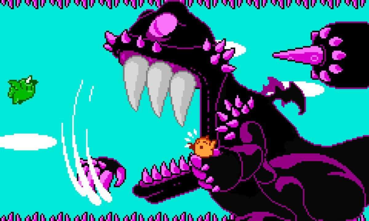 Retro Game Crunch