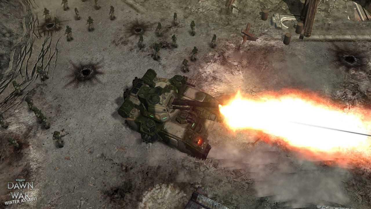 Warhammer 40,000: Dawn of War - Winter Assault