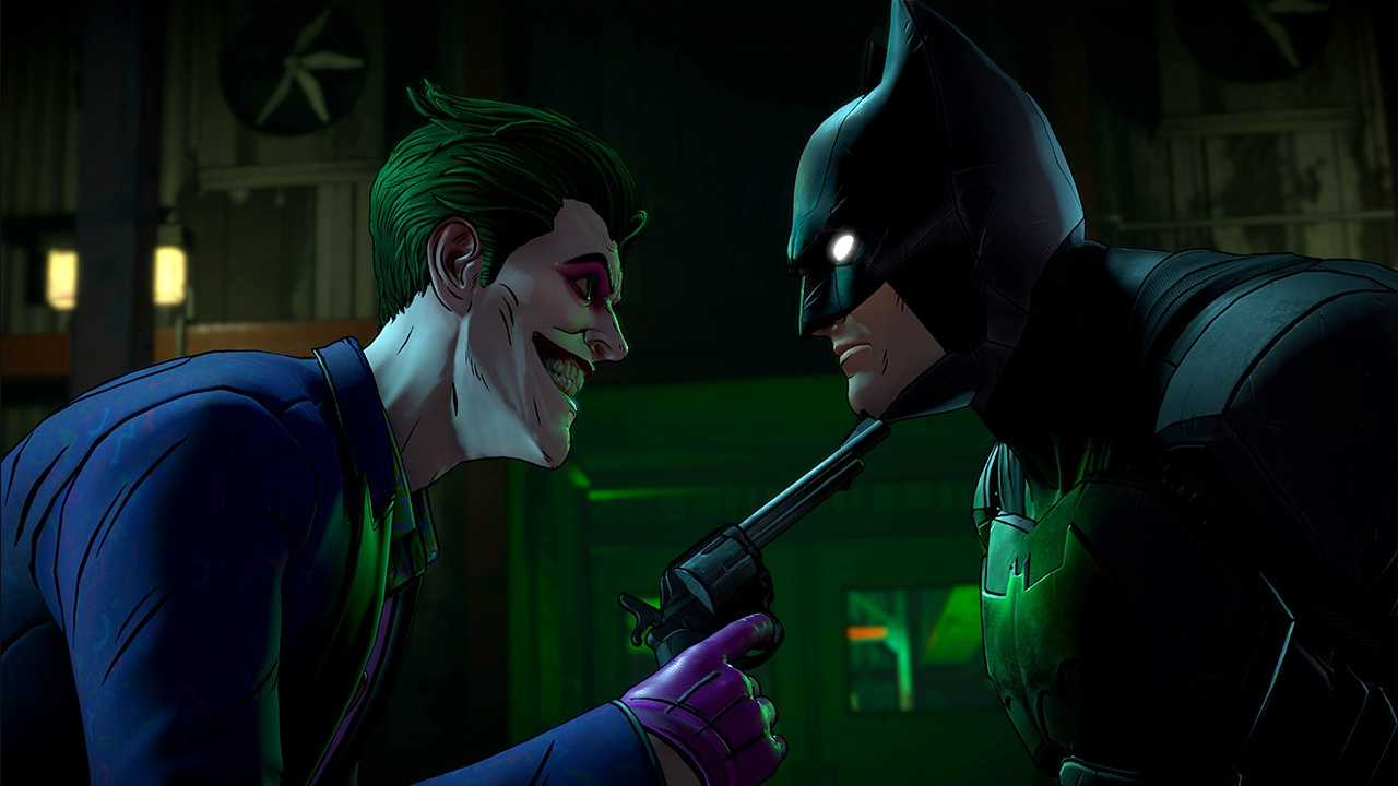 Batman: The Enemy Within - Episode Five: Same Stitch