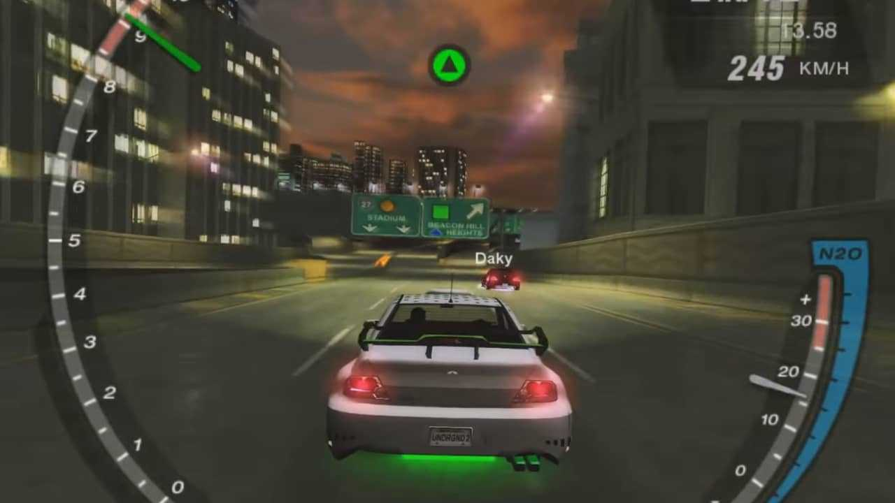 Need For Speed UnderCover 2 Trailer