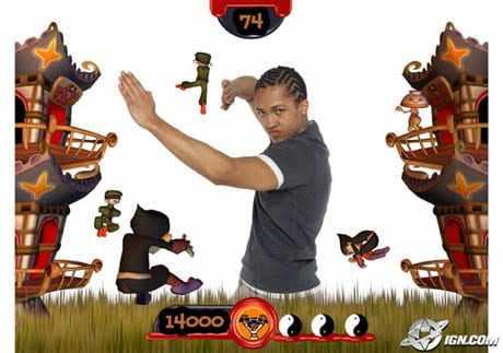 EyeToy: Play (2003)