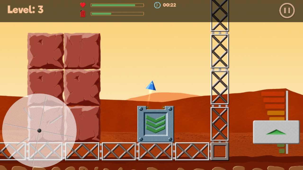 Rocket Drift - Extreme gravity adventure