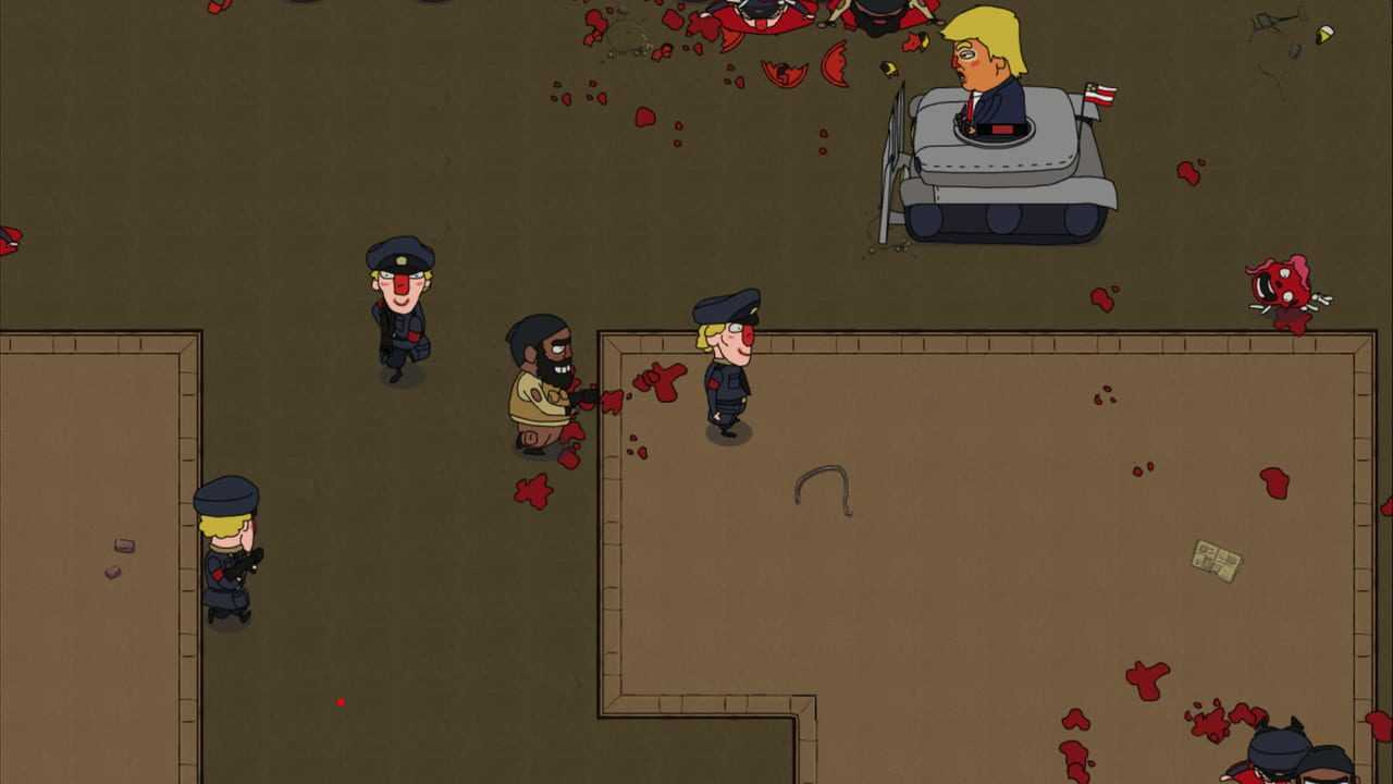World War Party: Game Of Trump
