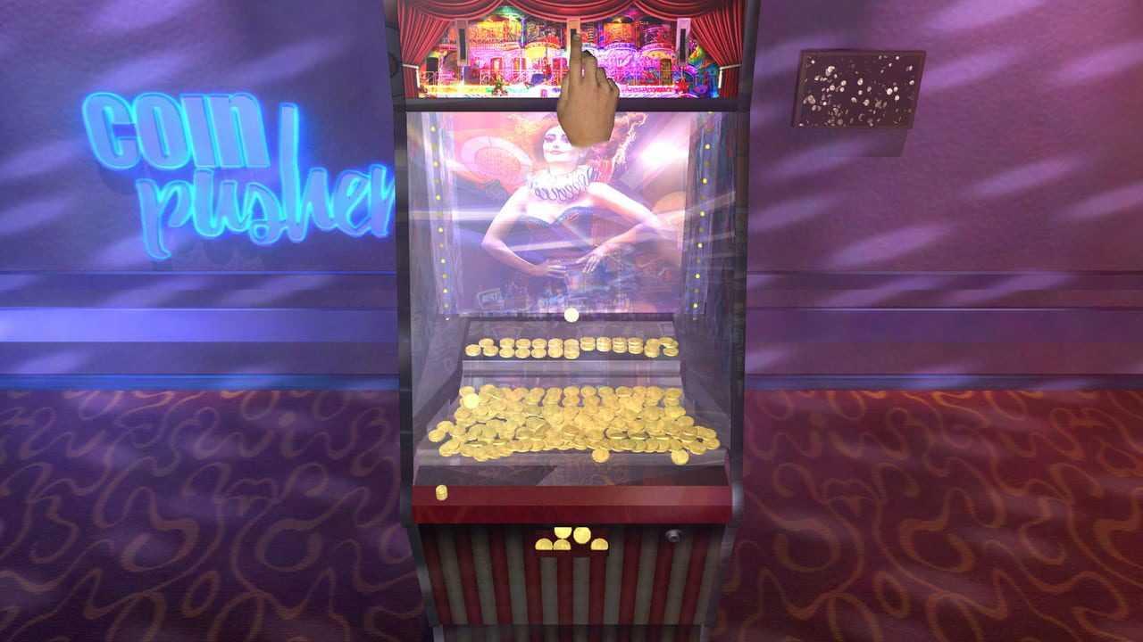 Game Machines: Arcade Casino
