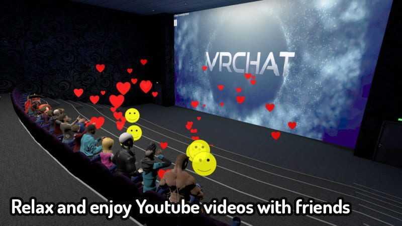 VRChat Reviews, News, Descriptions, Walkthrough and System