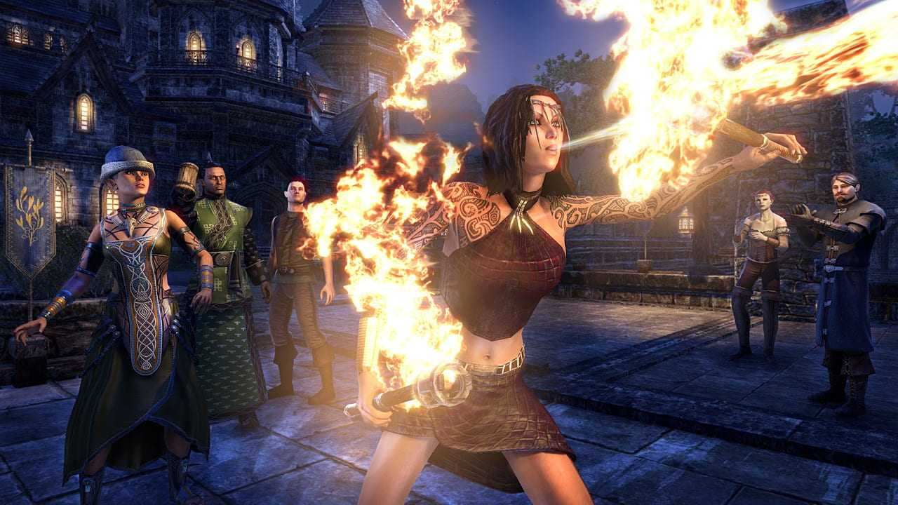 The Elder Scrolls Online: Morrowind