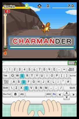 Learn with Pokémon: Typing Adventure