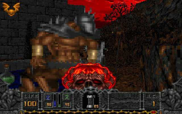 Hexen: Deathkings of the Dark Citadel