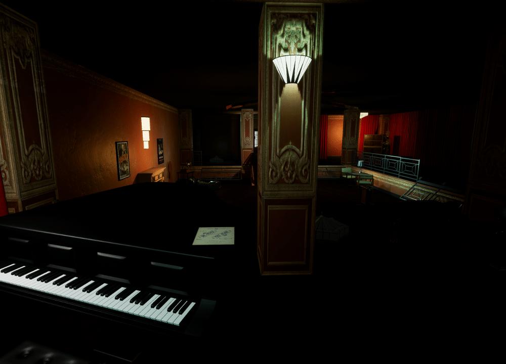 The Cinema Rosa