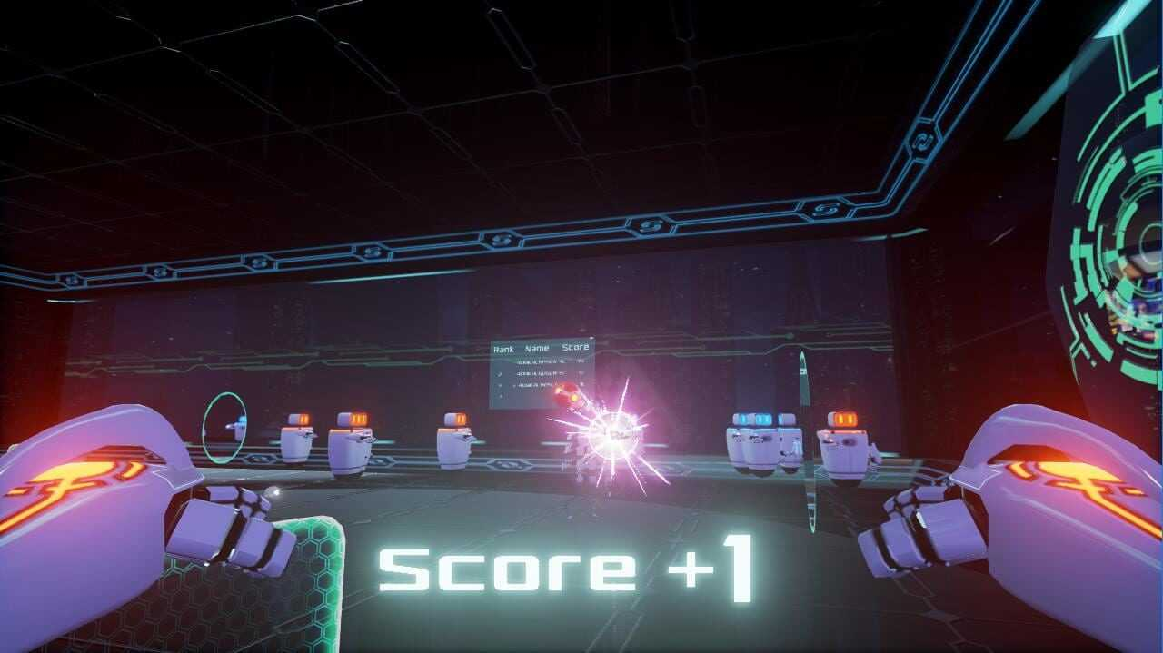 RoboSports VR