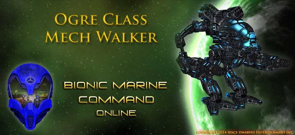 Bionic Marine Command Online