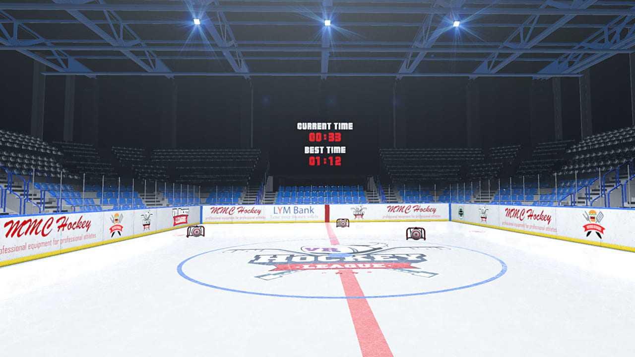 VR Hockey League