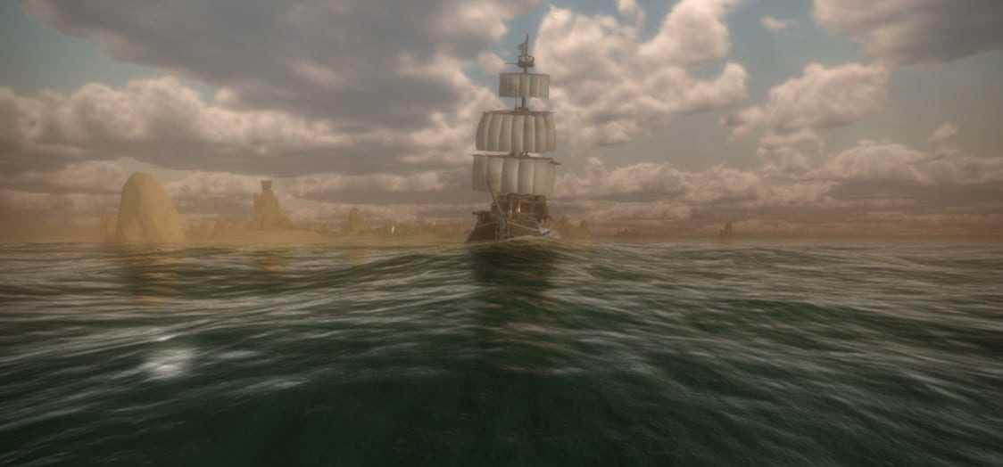 Age of seas