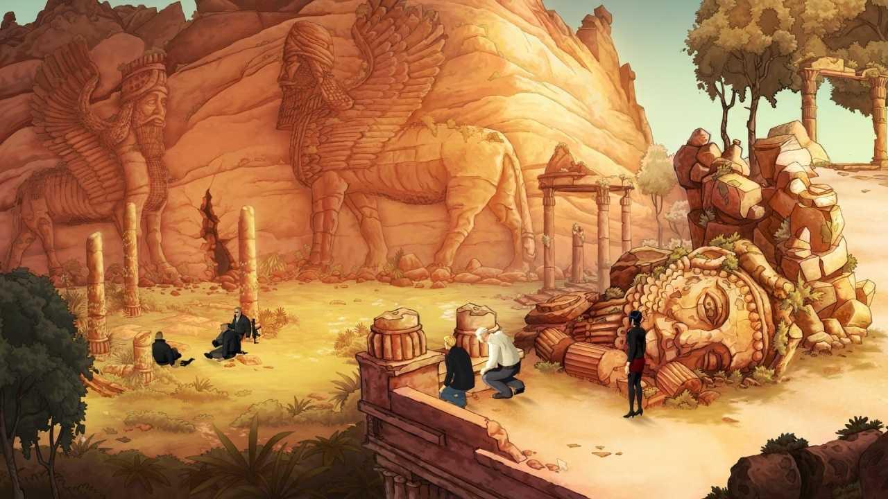 Broken Sword 5: The Serpent's Curse - Episode 2