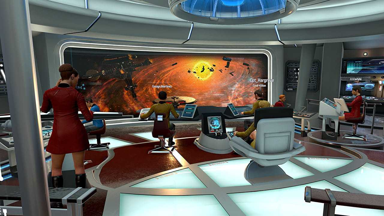 Star Trek: Bridge Crew