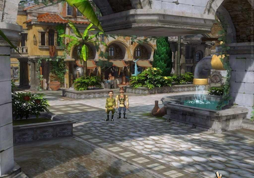 Петька VIII: Покорение Рима