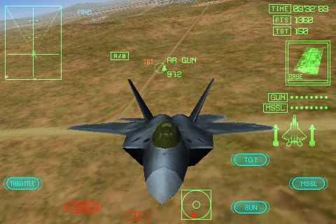 Ace Combat Xi: Skies of Incursion