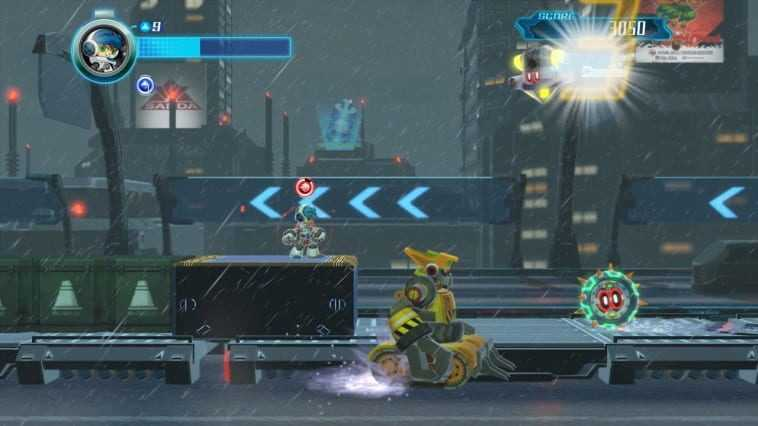 Mighty No  9 Reviews, News, Descriptions, Walkthrough and System