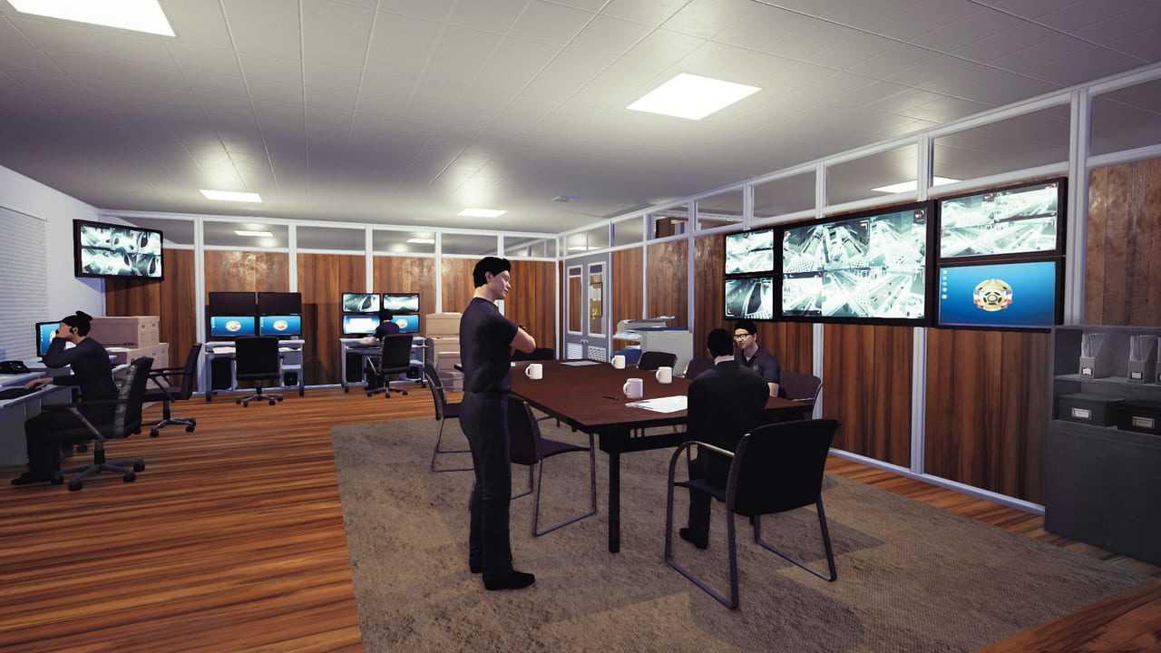 Police Simulator 18 Reviews, News, Descriptions, Walkthrough