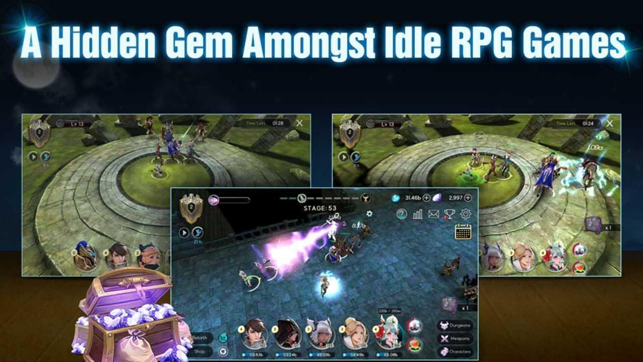Savior Saga: Idle RPG Reviews, News, Descriptions